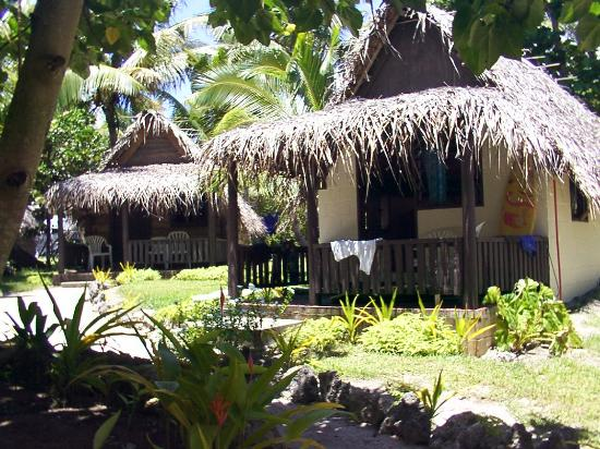 Ha'atafu Beach Resort: Accommodation Fales