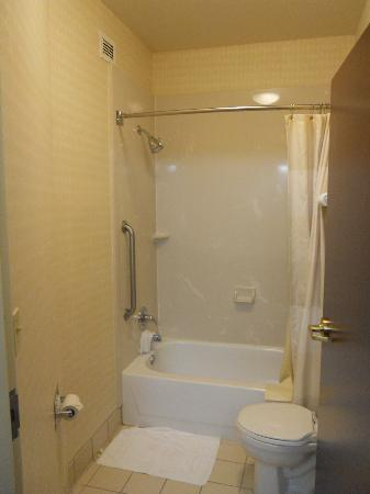 SpringHill Suites Minneapolis Eden Prairie: Bathroom