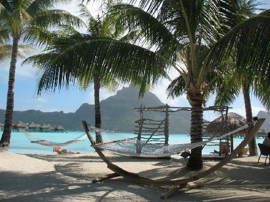 InterContinental Bora Bora Resort & Thalasso Spa: Resort Beach