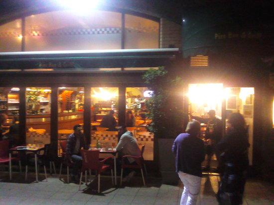 Pico Bar & Grill: Esterno del locale