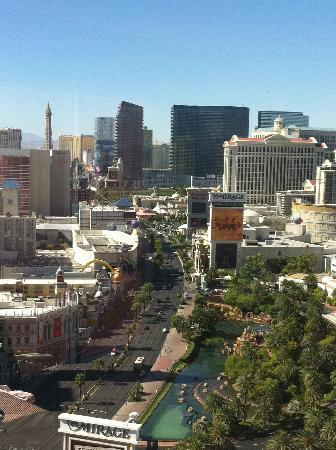 Strip view from room