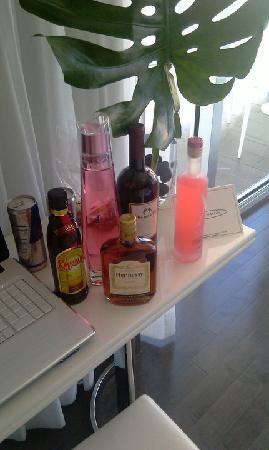 Prime Hotel: Drink-up