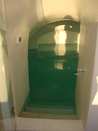 Art Maisons Luxury Santorini Hotels Aspaki & Oia Castle: La Private Pool - C'est Pas Une Merveille Ca?