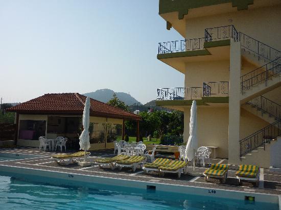 洋海公寓飯店照片
