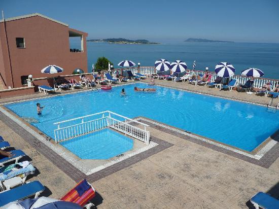 Romanza Hotel: Pool