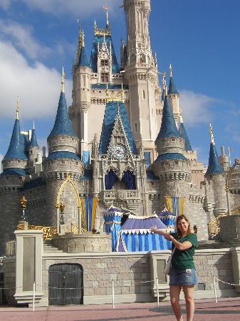 Walt Disney World Resort: La princesa del castillo