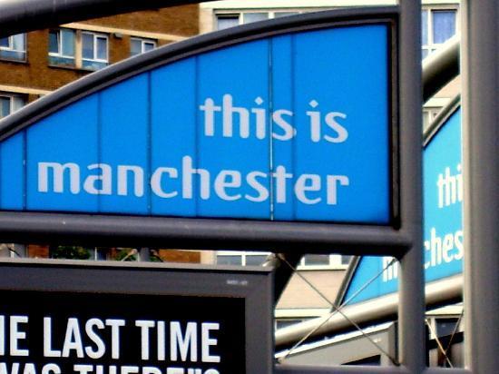 Manchester, UK : Lo dicho