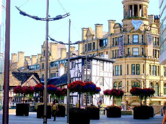 Manchester, UK : Por el centro de la ciudad