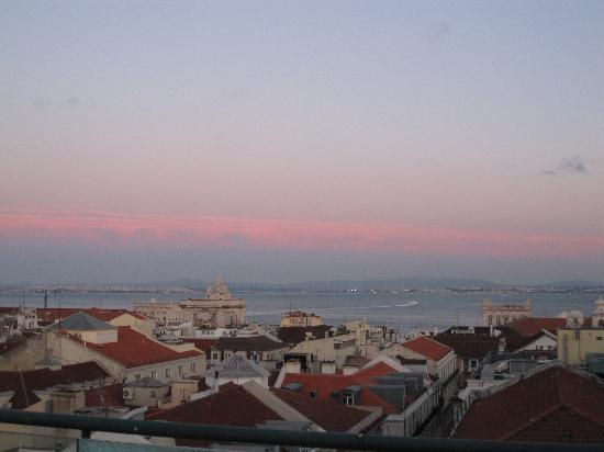 Hotel do Chiado : View from the private terrace