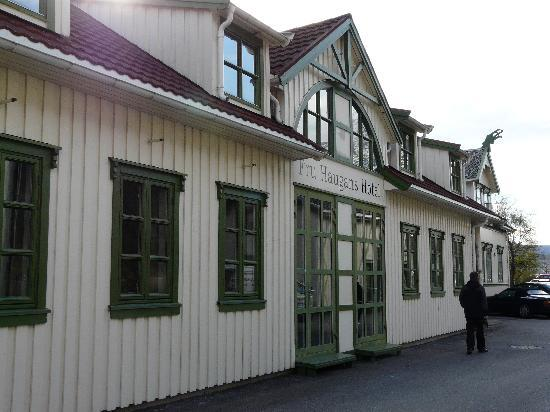 Mosjoen, Noruega: Fru Haugans Hotel