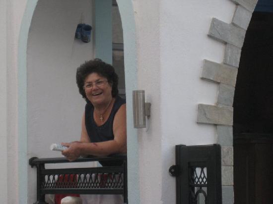 """Pension Irene II : lovely """"mama"""" Irene"""