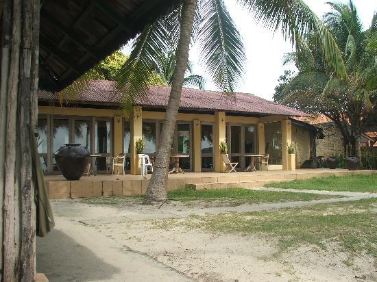 Sunset Beach Resort: Salle du pdj