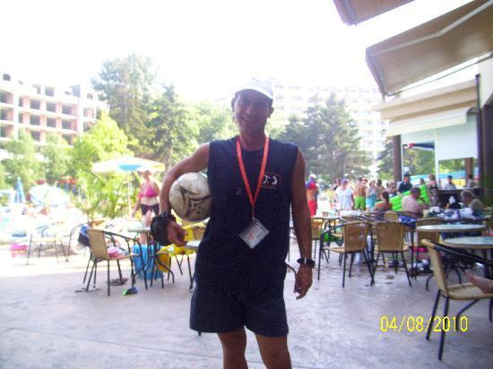 Laguna Park Hotel: Ivan