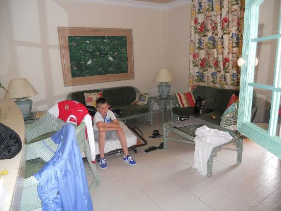 Green Garden Resort & Suites: the main room of the apartment