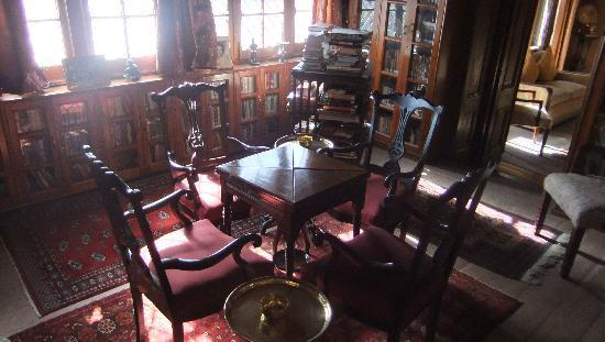 Chapslee: The Library next to the Pink Suite