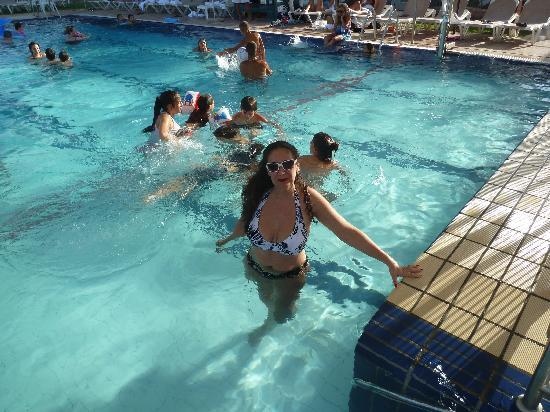 Rimonim Galei Kinnereth Hotel: The pool