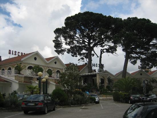 Quinta dos Tres Pinheiros: Hotel von außen