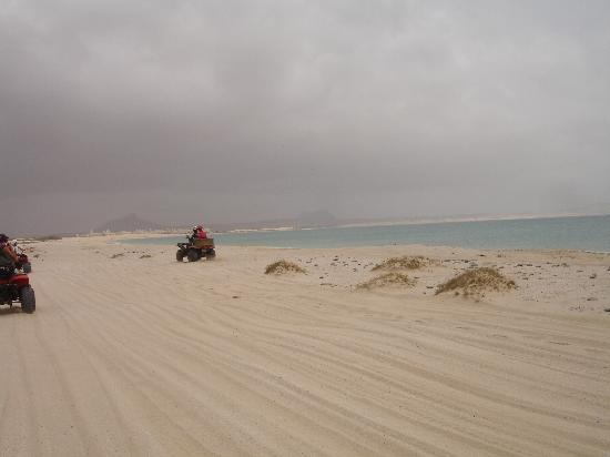 Boa Vista, Kap Verdeöarna: motorata alla scoperta dell'isola