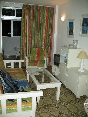 Hotel Maritim Playa: Zimmer mit Balkon und Kochnische ausgestattet