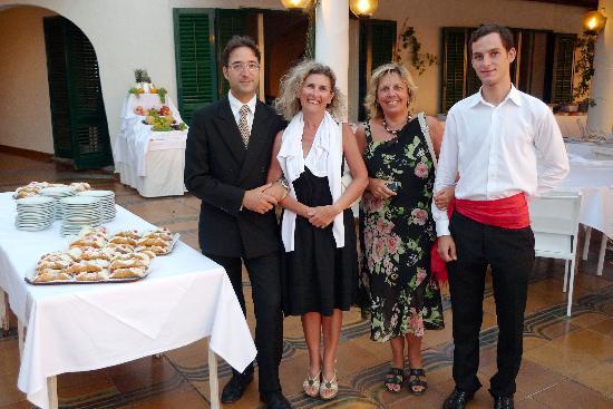 "Hotel Eolian: in compagnia del ""maitre"""