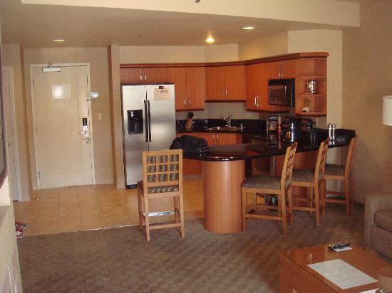 princess suite kitchen picture of platinum hotel and spa las rh tripadvisor com sg