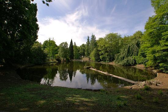 Liège, Belgique : Park