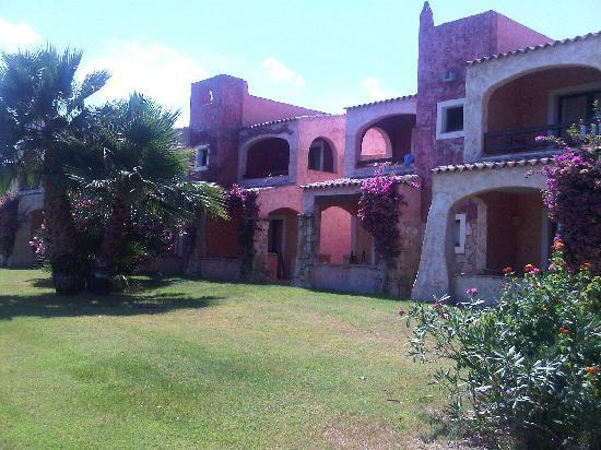 iGV Club Santagiusta: camere
