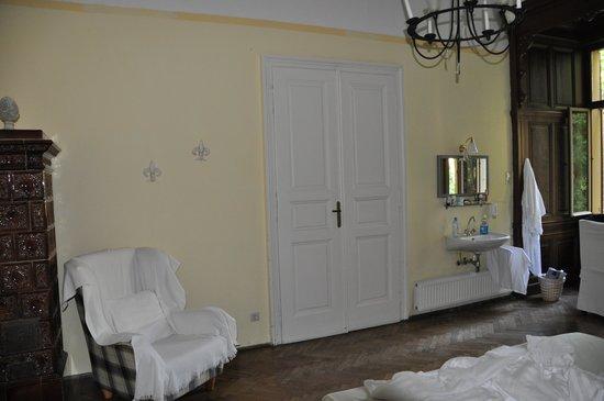 Schlossvilla Miralago: Verbindungstür zum Nachbarzimmer
