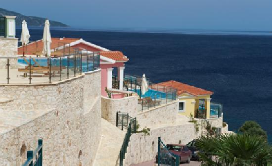 Agia Efimia, กรีซ: The best hotel resort & villas with sea view