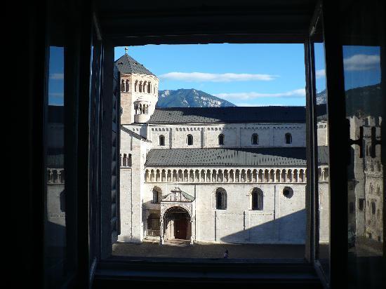 Hotel Venezia : Blick aus dem Fenster