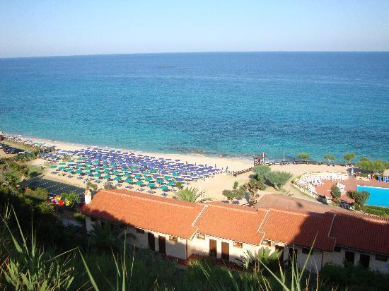 Hotel Villaggio Roller Club: pamoramica