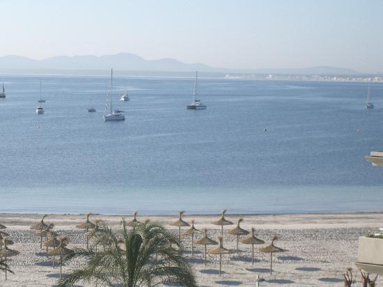 Vanity Hotel Golf: View