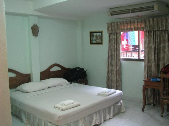 Grottino Beach Inn: Bedroom