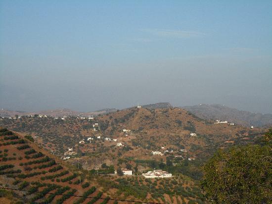 Casa Colina: The view