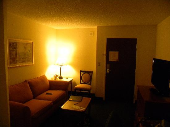 Holiday Inn Port St. Lucie: Living room