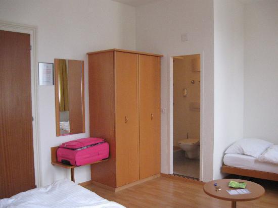 Hotel Rochat : la camera