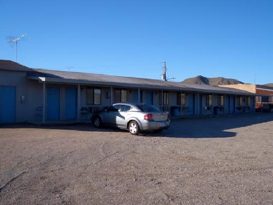 Canyon's End Motel: Not fancy