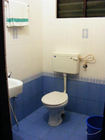 Khaleej Residency: Khaleej Smaller Room Bathroom