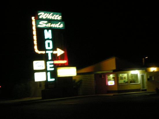 White Sands Motel: They don't make them like this anymore
