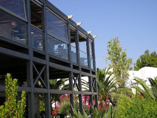 Annabelle Beach Resort: Ristorante