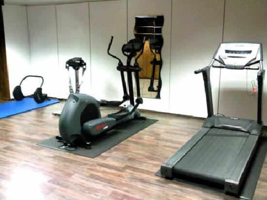 Parkside-Hotel: Fitness-Raum