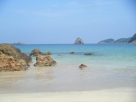 Shimoda, ญี่ปุ่น: Sotoura Beach