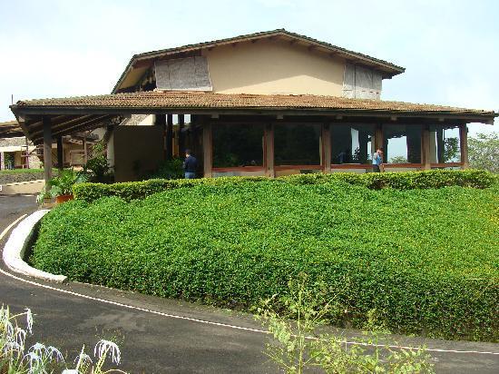 Lavasa, Indien: Ekant Retreat hotel