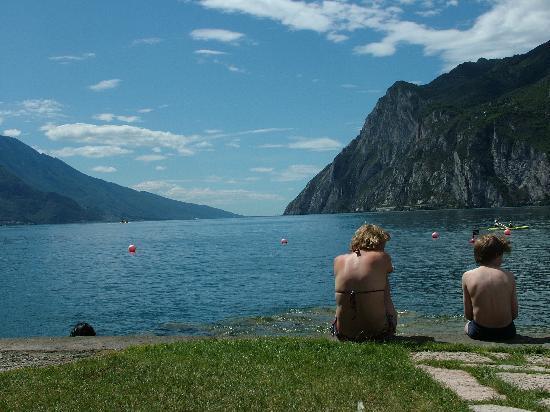 Hotel Villa Stella: The Lake