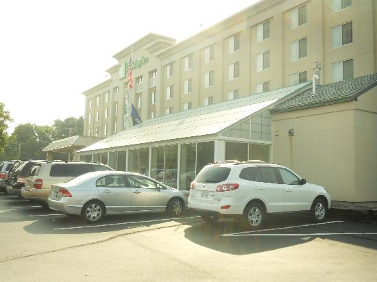 Holiday Inn Portsmouth: Hotel