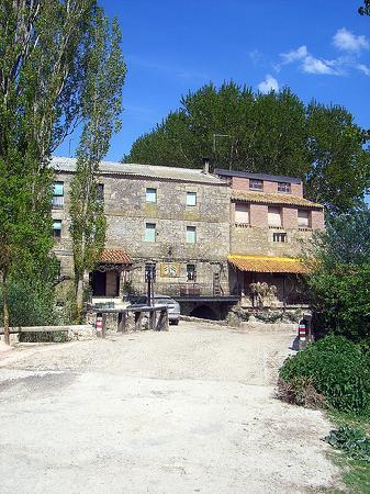 El Molino : View of the building