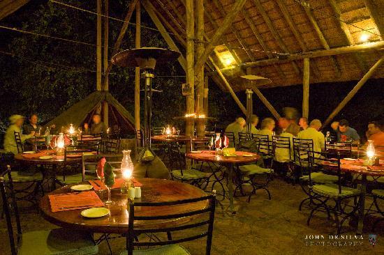 Restaurant Picture Of Audi Camp Maun Tripadvisor