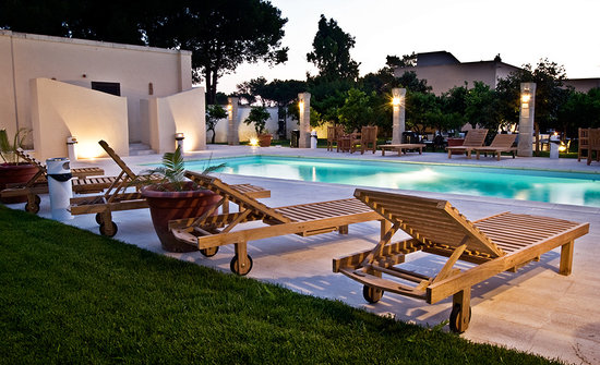 Li Campi Restaurant & Resort : piscina