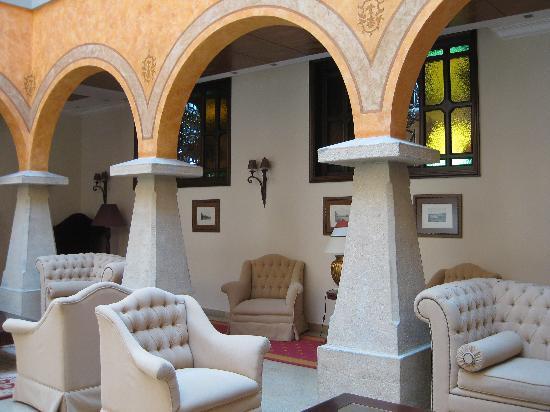 Hotel Palacio de la Magdalena: entrada