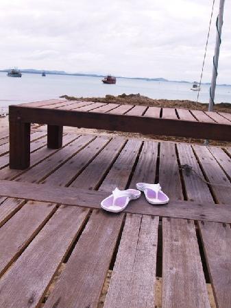 Baan Puu Paan: tent chairs